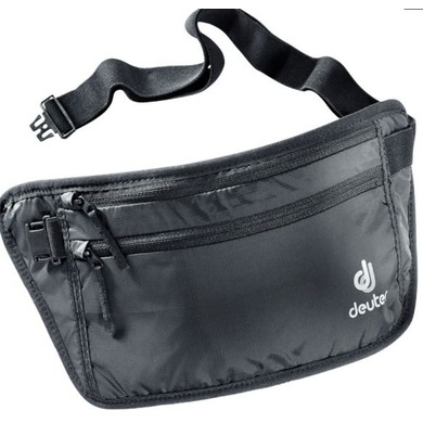 Ledvinka Deuter Security Money Belt II black (3910316)