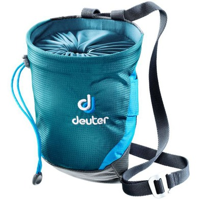Pytlík na magnézium Deuter Gravity Chalk Bag II M
