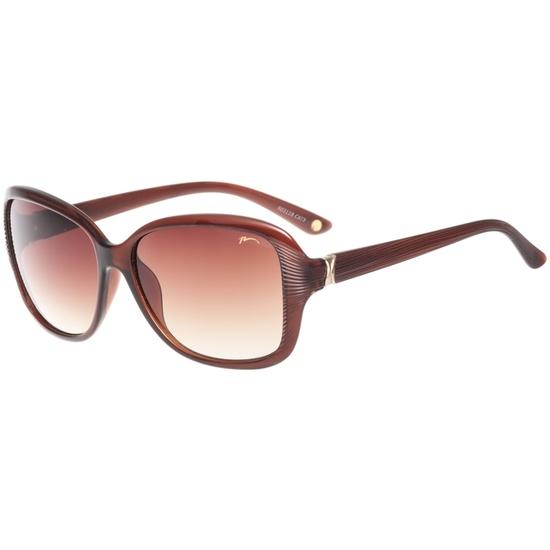 Sluneční brýle Relax Pole hnědé R0311B