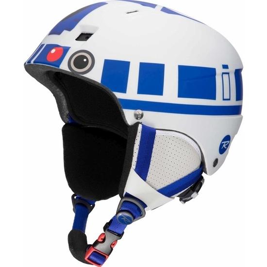 Lyžařská helma Rossignol Comp J Star Wars R2D2 RKHH506