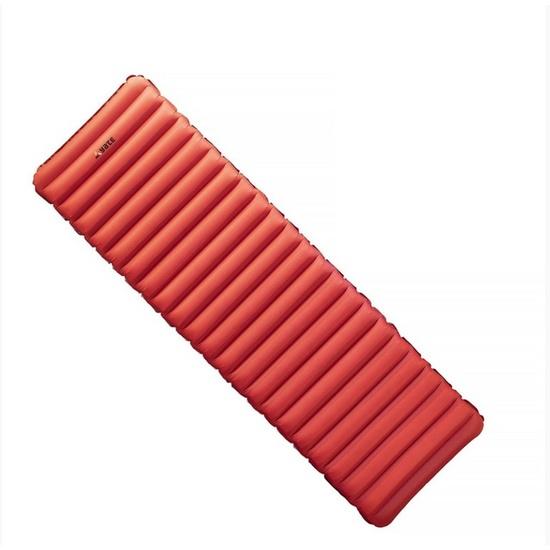 Nafukovací karimatka Yate NOMAD 193x58x9 cm červená/šedá