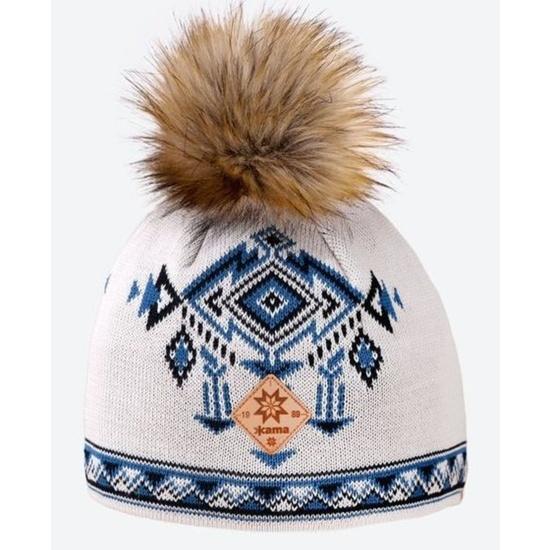 Pletená čepice Kama A139 112