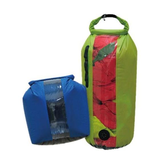 Nepromokavý vak Yate Dry Bag s oknem L