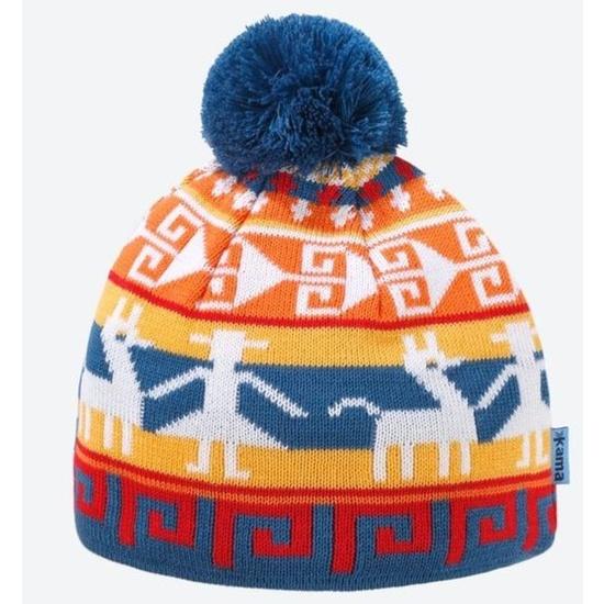 Dětská pletená Merino čepice Kama B81 107