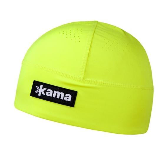 Čepice Kama A87 102 žlutá