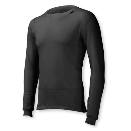 Unisexové Triko Dl. Rukáv Lasting BTD barva: černá (900)