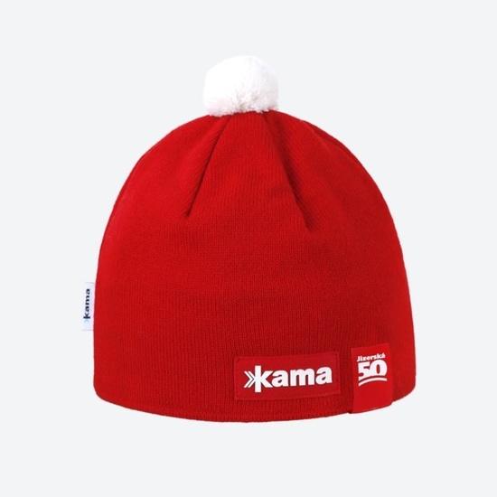 Čepice Kama J50 100 bílá 2020