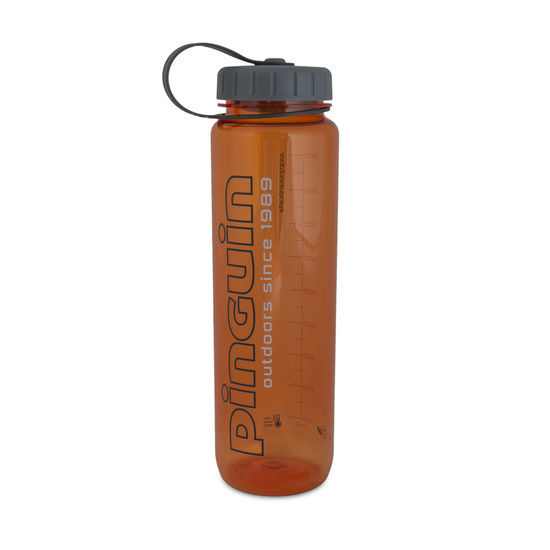 Láhev Pinguin Tritan Slim Bottle Orange 2020 1000 ml