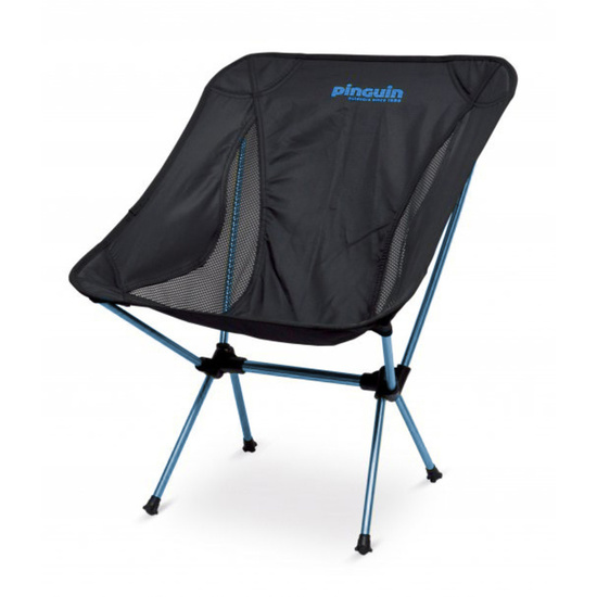 Židle Pinguin Pocket Chair Black/Blue