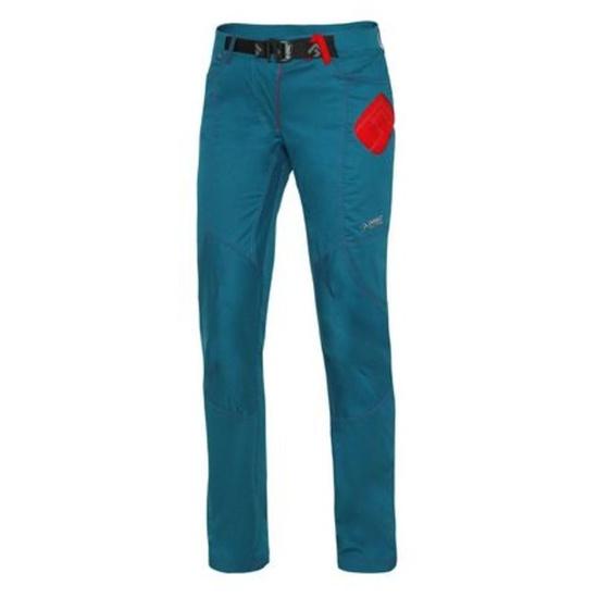 Kalhoty Direct Alpine Yucatan petrol/red