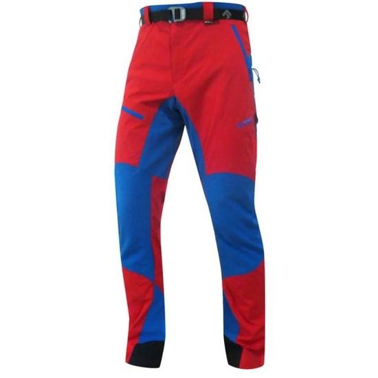 Kalhoty Direct Alpine Patrol Tech red/blue