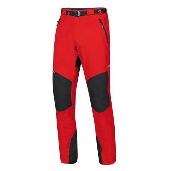 Kalhoty Direct Alpine Badile red/black