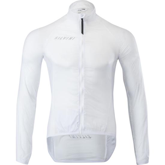 Pánská cyklistická bunda Silvini Montilio MJ1601 White