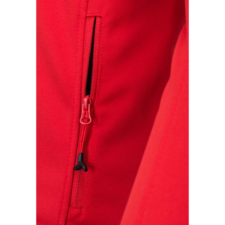 Pánská sportovní bunda Silvini Anteo MJ1743 red-black