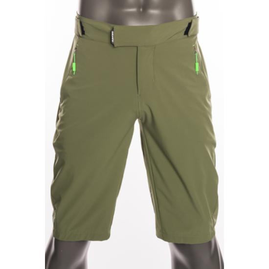 Pánské MTB šortky Silvini Talfer MP1421 olive green