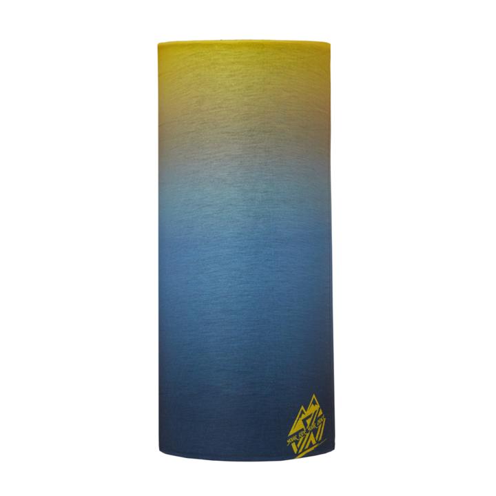 Jednovrstvý multifunkční šátek Silvini Motivo UA1730 blue