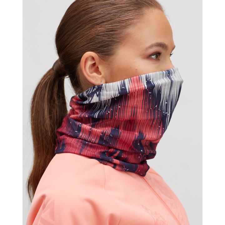 Jednovrstvý multifunkční šátek Silvini Motivo UA1730 navy