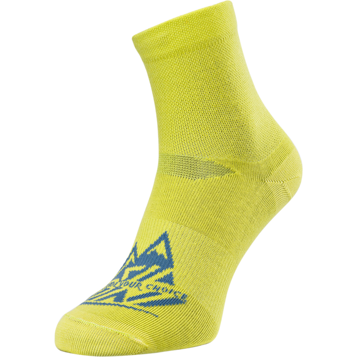 Cyklistické Enduro ponožky Silvini Orino UA1809 neon