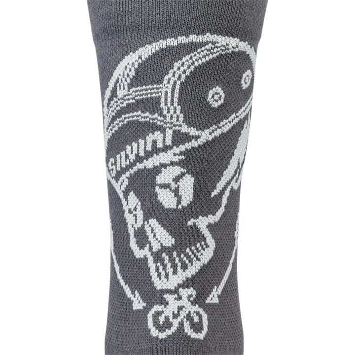 Cyklistické bikové ponožky Silvini Avella UA1815 charcoal/grey