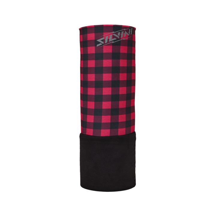 Zateplený sportovní šátek Silvini Letino UA1928 punch