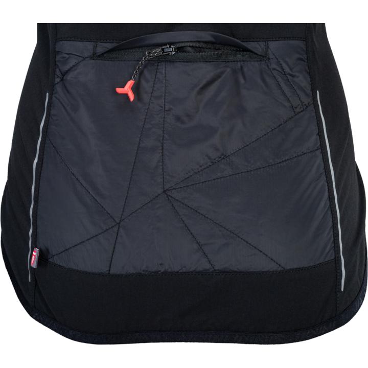 Dámská funkční bunda Silvini Asprino WJ1717 black-charcoal