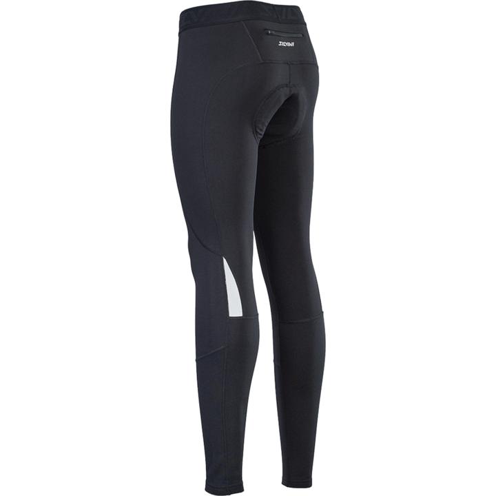 Dámské zimní cyklistické kalhoty s cyklovložkou Silvini Rapone Pad WP1732 black