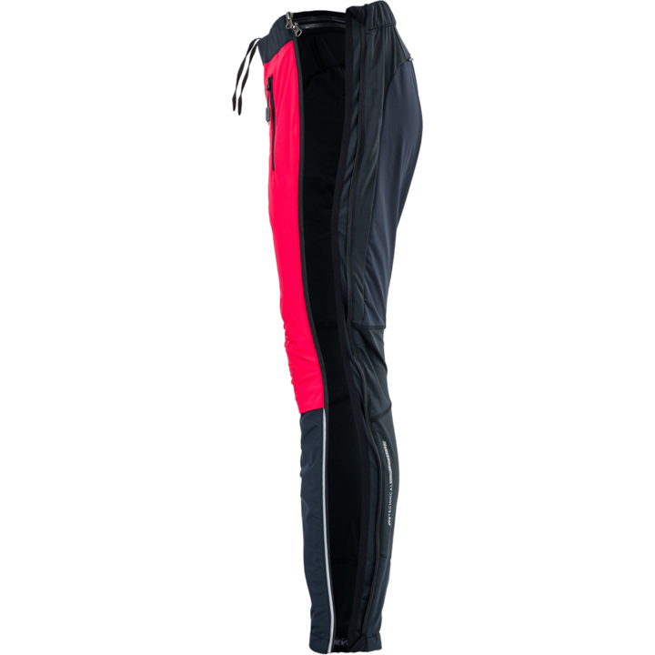 Dámské skialpové kalhoty Silvini Soracte Pro WP1744 black-red