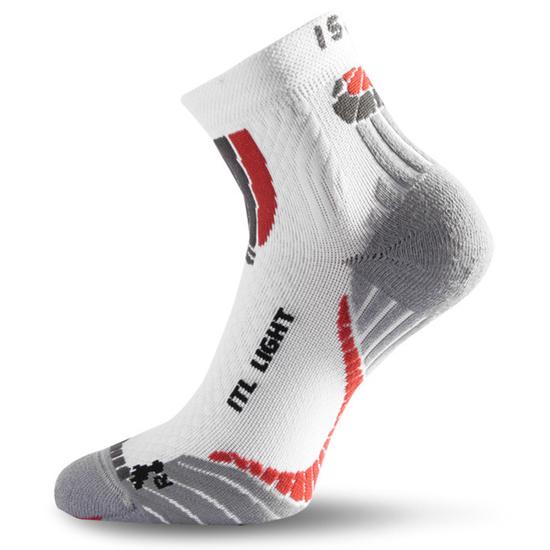Ponožky Lasting ITL barva-kombinace: bílá/červená