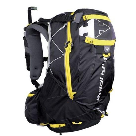 Běžecká vesta Raidlight Ultra Vest Olmo 30L Black