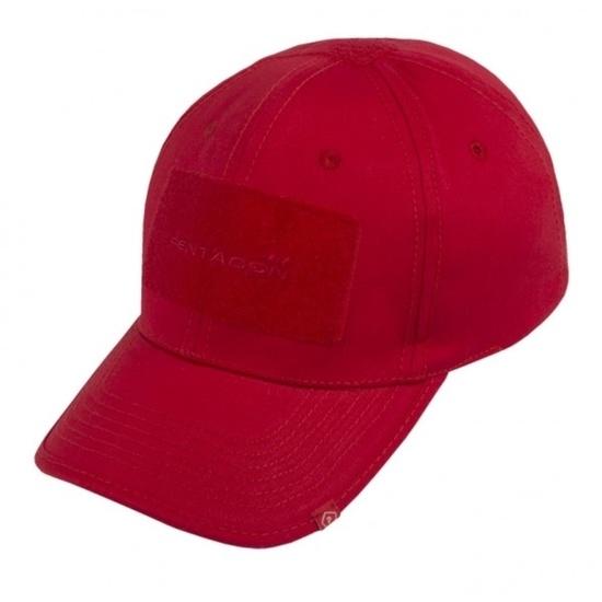Kšiltovka PENTAGON® Tactical 2.0 cinder červená