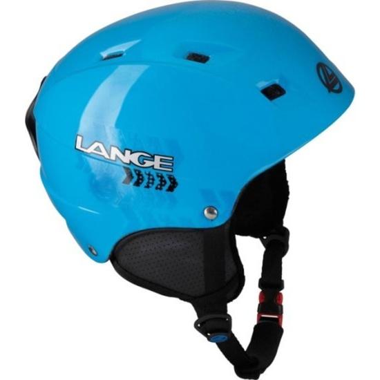 Lyžařská helma Lange team Jr. LK1H503