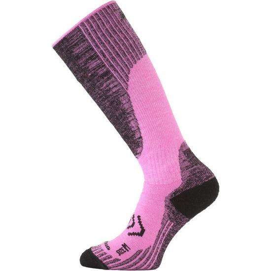 Ponožky Lasting SKM 499 růžové