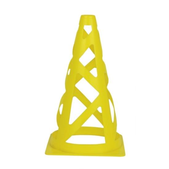 Kužel Spokey LITHE barva: žlutá