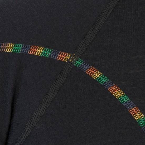 Pánské triko Sensor MERINO AIR černé 17200003