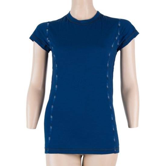 Dámské triko Sensor MERINO AIR tmavě modré 17200012