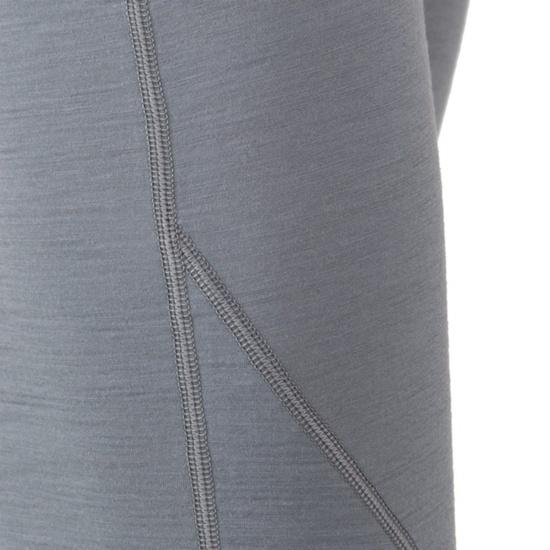 Pánské spodky Sensor Merino Wool Active šedá 17200021