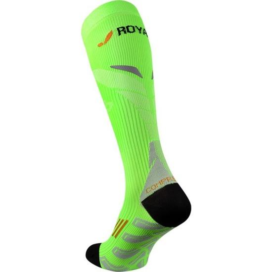 Kompresní podkolenky ROYAL BAY® Neon 2.0 Green 6099