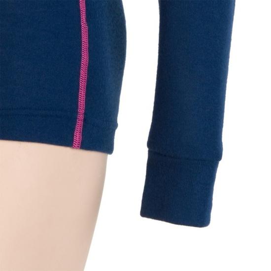 Dámský set Sensor ORIGINAL ACTIVE SET triko+spodky tmavě modrý 17200053