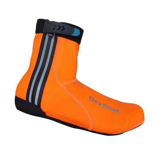 Návleky na boty DexShell Light Weight Overshoes Orange