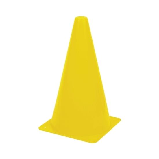 Kužel Spokey POKE barva: žlutá