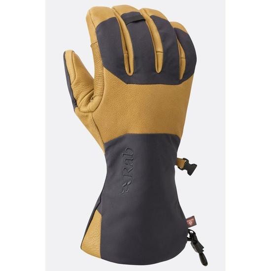 Rukavice Rab Guide 2 GTX Glove steel/ST