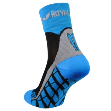 Ponožky ROYAL BAY® Air High-Cut black/blue 9588