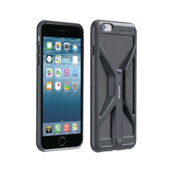 Náhradní pouzdro Topeak RideCase pro IPhone 6 Plus černé TRK-TT9846B
