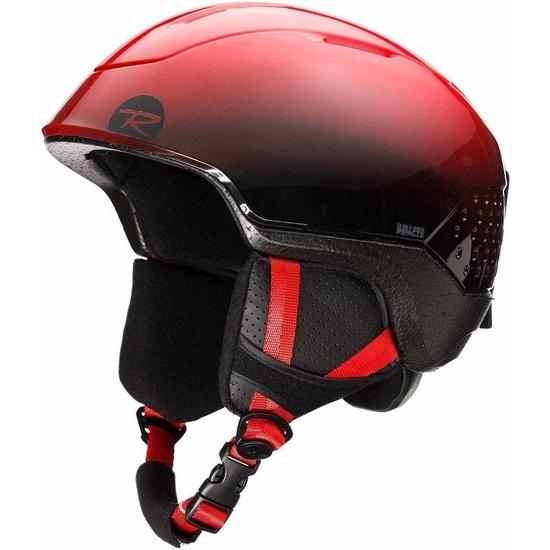 Lyžařská helma Rossignol Whoopee Impacts red RKIH505