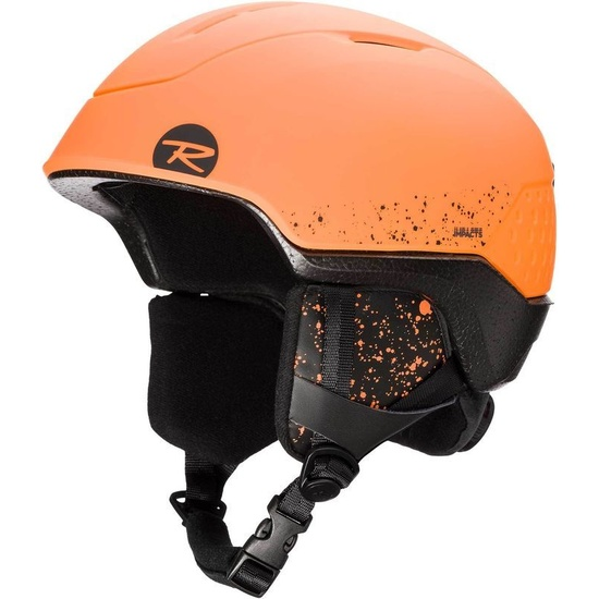 Lyžařská helma Rossignol Whoopee Impacts led orange RKIH508
