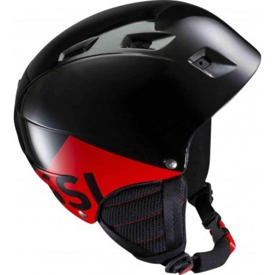 Lyžařská helma Rossignol Comp J black RKGH507