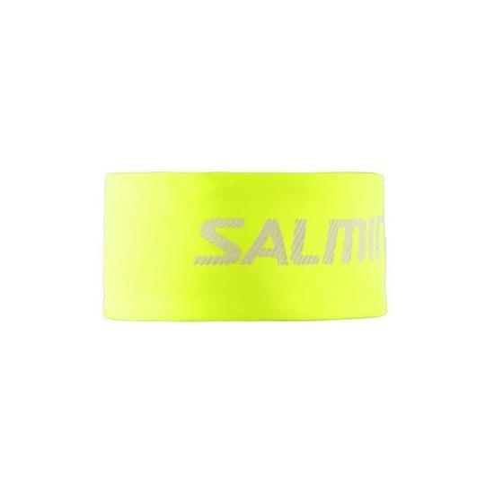 Čelenka SALMING Run Thermal Headband Safety Yellow