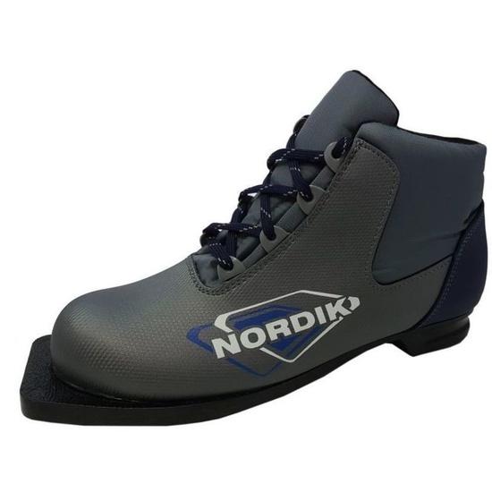 Běžecké boty NN Skol Spine Nordic Grey/Blue N75
