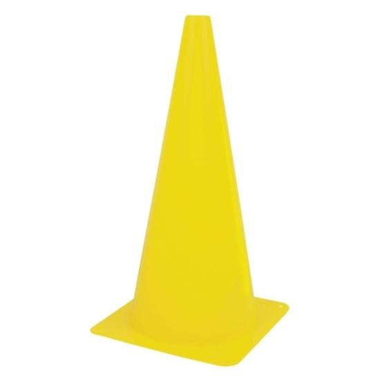 Kužel Spokey STICKI barva: žlutá