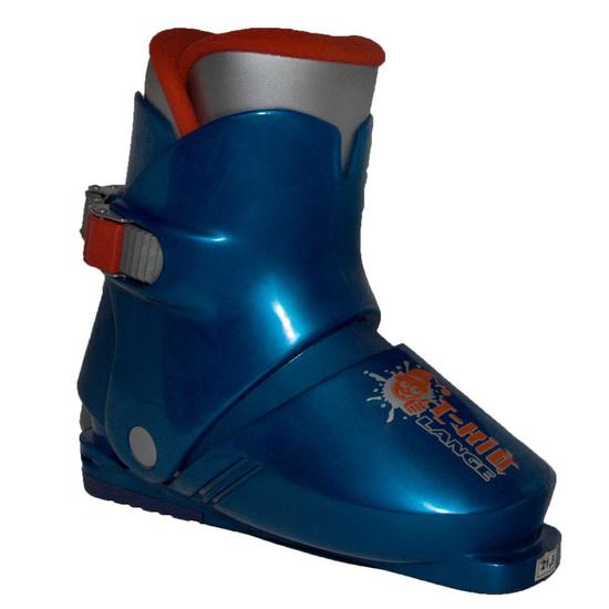 Lyžařské boty Lange T-Kid blue